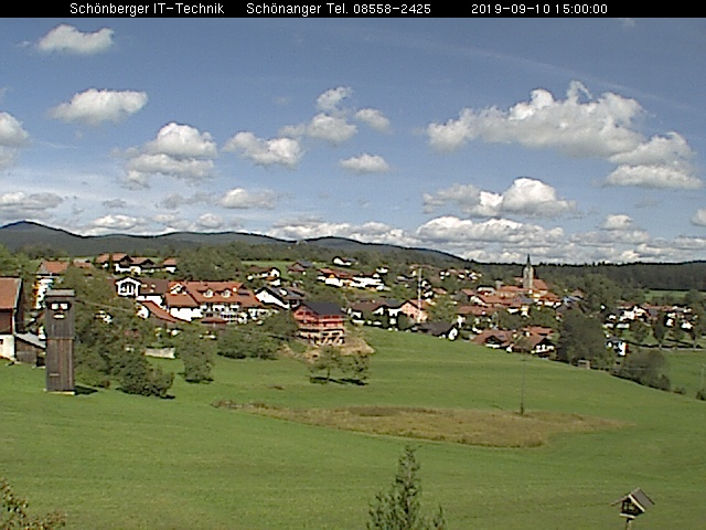 Webcam Neuschönau 2